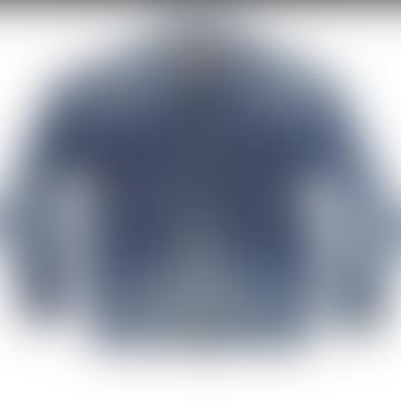 Japan Blue Type 2 Selvedge Jacket Faded Indigo
