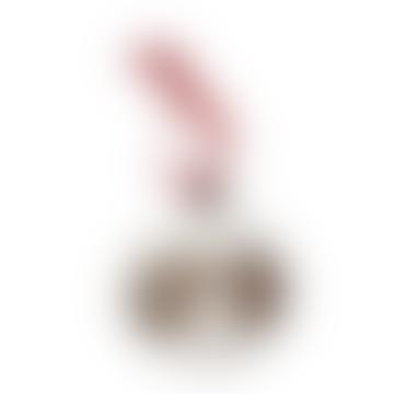 Hedgehugs China Christmas Bauble