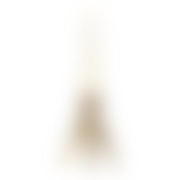 Kartell Gold 1956 Abbracciaio Candle Holder