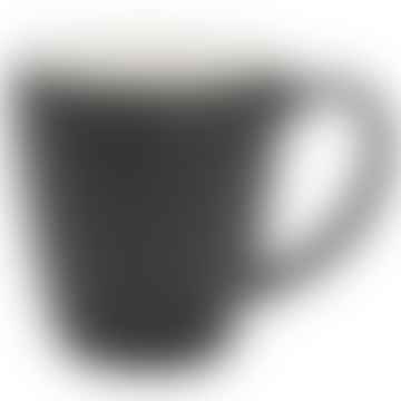 Mug Alice dark gray, set of two