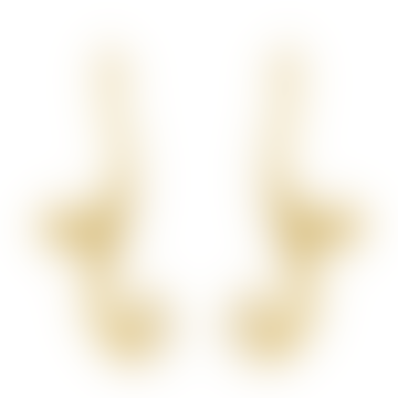Gold Artemis Earrings