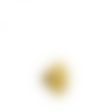 Muuto Medium Mustard Coat Hook Dot