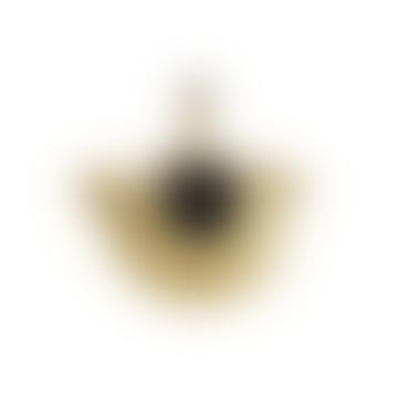 Gold Vermeil Interstellar Ring