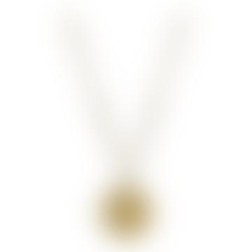 Sterling Silver Taurus Zodiac Pendant