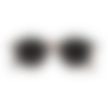 Reading Sunglasses in Blue Tortoise with Grey Lenses (Frame Shape #D)