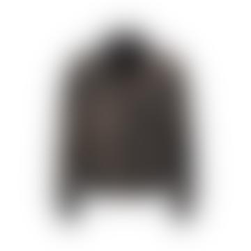 City Grey Reversible Camou Jacket