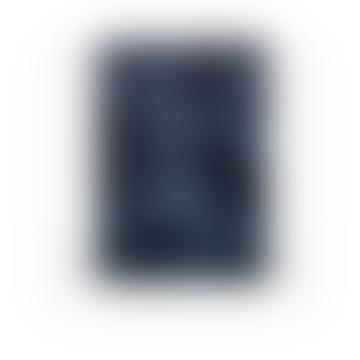 Medium Midnight Shapes Jo Notepad with Cover
