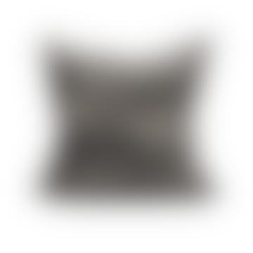 50x50cm Grey Tiger Island Cotton Cushion