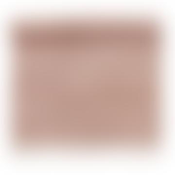 Bungalow DK 60 x 90cm Nude Rug Chindi Mat