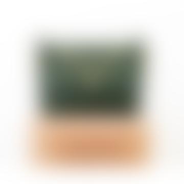 Moss leather bag Grumetta FRANCIS BAG 2.0