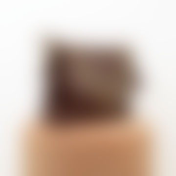 Burgundy leather bag Grumetta FRANCIS BAG 2.0