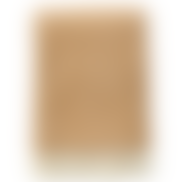 Klippan Yllefabrik 130 x 200cm Freckles Amber Felt Wool Blanket