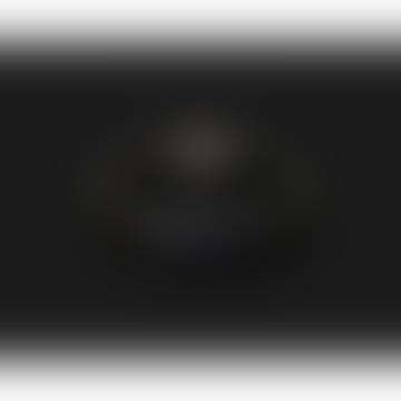 Small Black M3 Protective Stone Bracelet