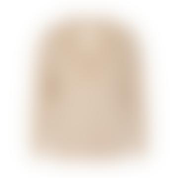 Numph Humus Numette V Neck Pullover - 7519214