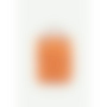 Großer Rucksack Streusel Aprikose Orange + Lavendel