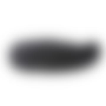 Black Braided Headband