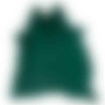 Teal Green Cowhide Rug