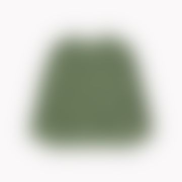 Green Chido Long Sleeved Sweatshirt