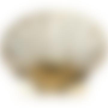 Gold Shell Bowl