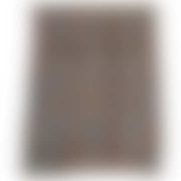 162 x 121cm Vintage Central Anatolian Kilim Rug