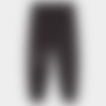 Gray Strarchild Patch Jogging Pant