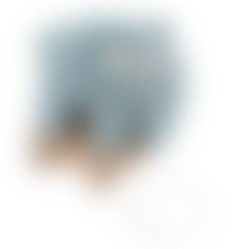 Jouet à tirer au crochet éléphant bleu Fanto