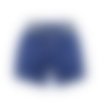 Piupiuchick Blue Swim Shorts for 6 to 10 Years Girls