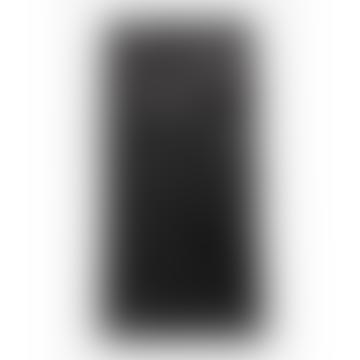 Black Sequins Midi Skirt