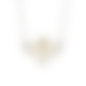 45cm Coralie Bee Pendant Necklace