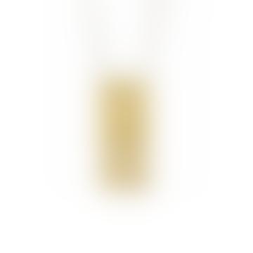 Fringe Rectangle Pendant Necklace