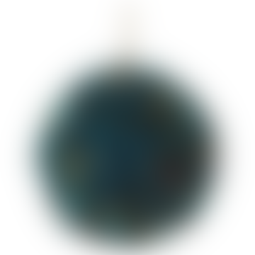 7cm Turquoise Jewel Ball