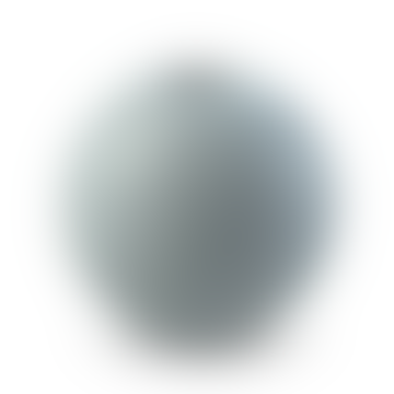 10cm Dusty Green Ceramic Ball Vase