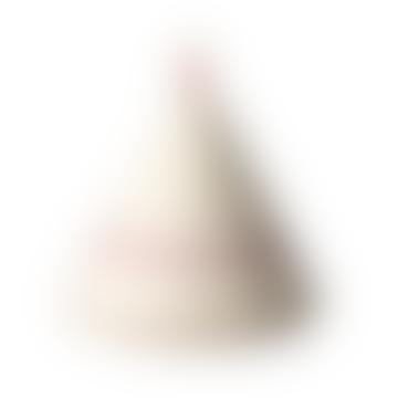 BUOKIDS Pink Tipi Lamp
