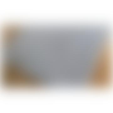 Moult Dark Grey Cashmere Scarf