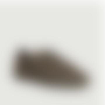 Anthracite Nubuck Bradley Sneakers