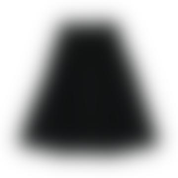 Black Canvas Manet Skirt for 6 Years Girl
