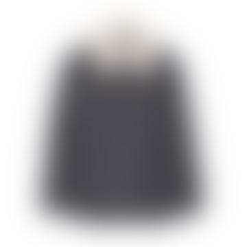 Gray Marronnier Coat
