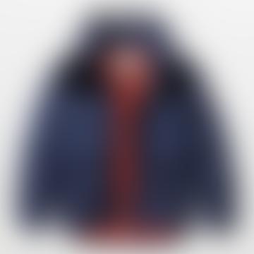 Napapijri Insignia Blue Antero Down Jacket