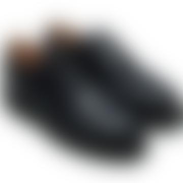 Black Chambord Derbies Shoes