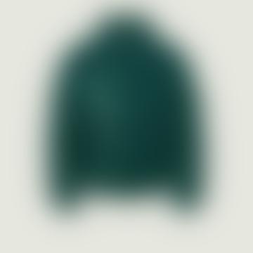 Pyrenex Pine Green Short Padded Puffer Jacket
