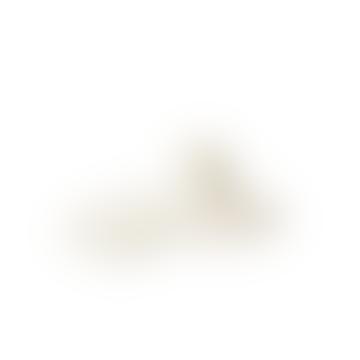 Lindform Stam No 6 Creamy White Candle Holder