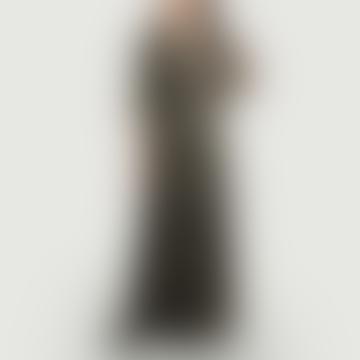 Tara Jarmon  Black Long Dress