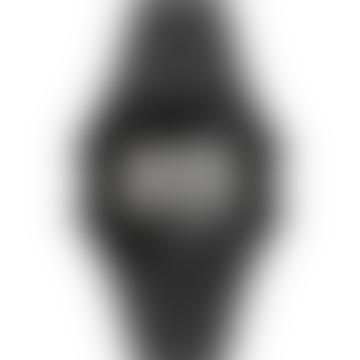 34mm Black T80 Watch