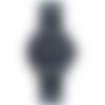 38mm Steel Blue Navi Depth Watch
