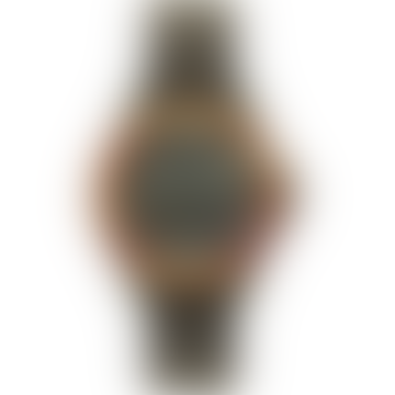 38mm Olive Navi Land Watch