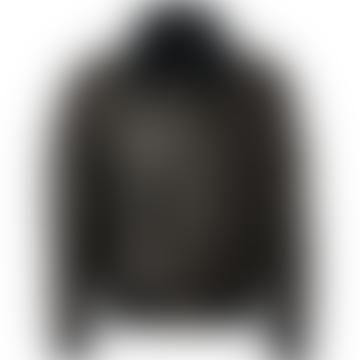 Belstaff Arne Bomber Jacket Black