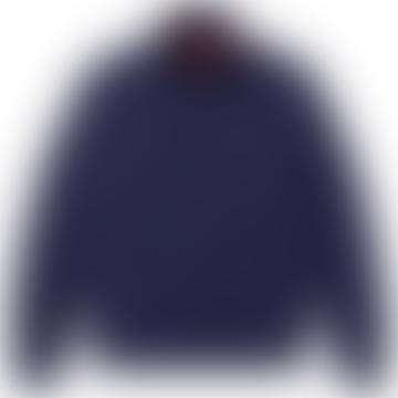 Indigo G9 Harrington Jacket