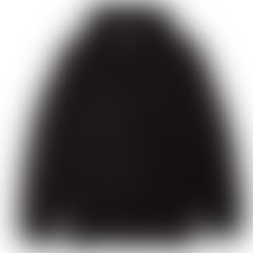 Black Double Dyed Fili Goggle Jacket