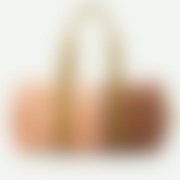 Duffle Large Bag Sprinkles Lemonade Pink Sugar Brown