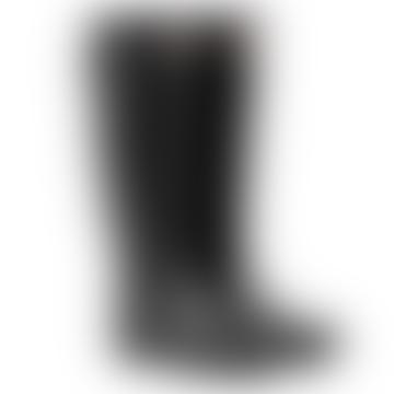 Black Original Refined Slim Fit Tall Wellington Boots